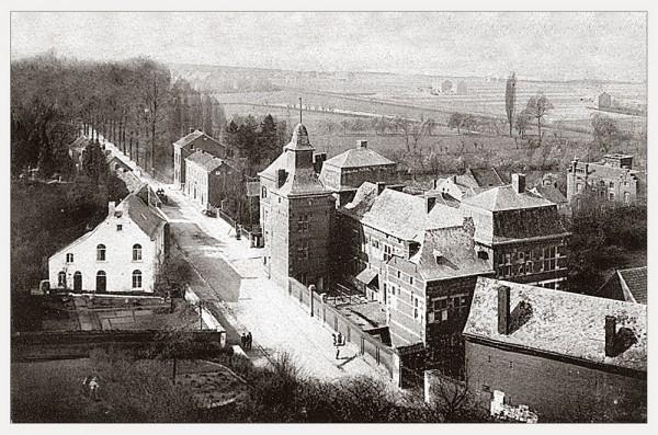 Château de Cheratte
