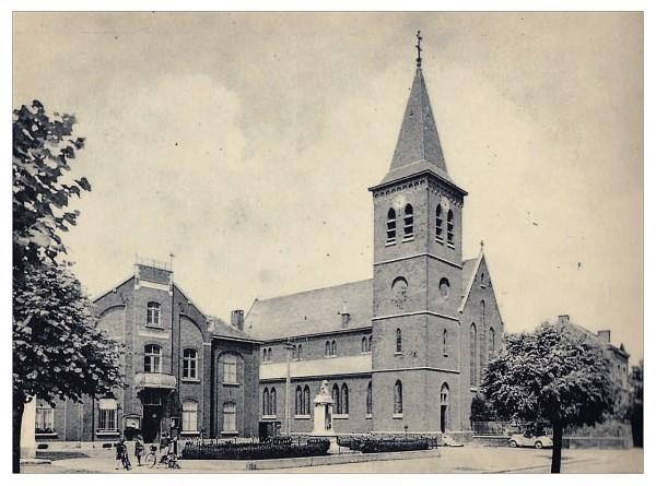 Eglise Saint Remy Lanaye