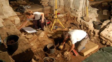 [Exposition] Les métiers de l'archéologie