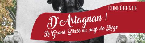 [Conférence] D'Artagnan
