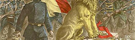 En Belgique: Vive le roi! Vive la patrie!