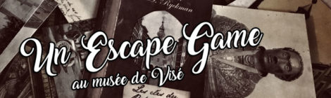 [Escape Game] Le carnet