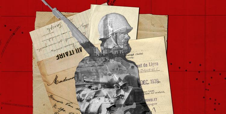 Annulation de l'expo: La Basse-Meuse dans la guerre