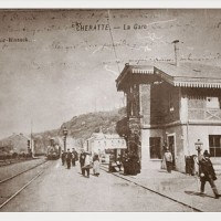 Gare de Cheratte