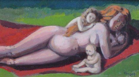 AUBIN PASQUE (1903-1981)