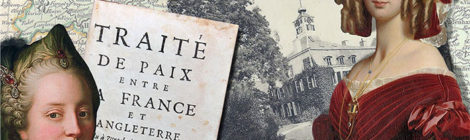 """[RdV d'H] """"De 1713 à 1839, d'un régime à l'autre"""""""