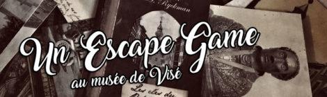 [Escape Game] Le carnet