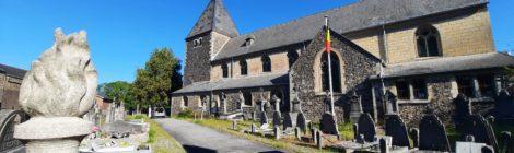 Eglises Portes Ouvertes 2021: L'église Saint-Lambert de Lixhe vous accueille!