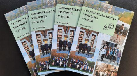 NOUVELLES NOTICES VISETOISES n° 157-158