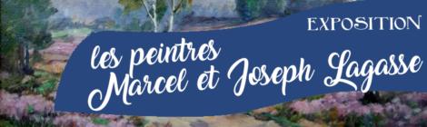 exposition « Les peintres Marcel et Joseph Lagasse »